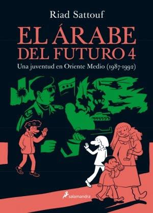 Ya a la venta «El árabe del futuro 4»