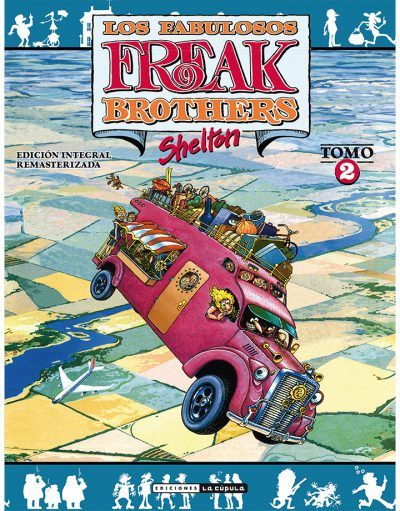 freak brothers integral 2