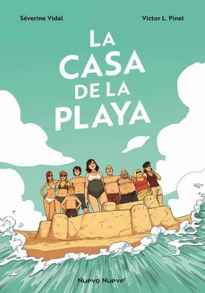 postada la casa de la playa comic