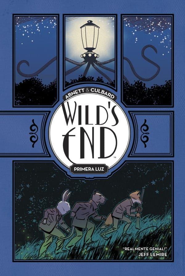 wild's end Primera luz