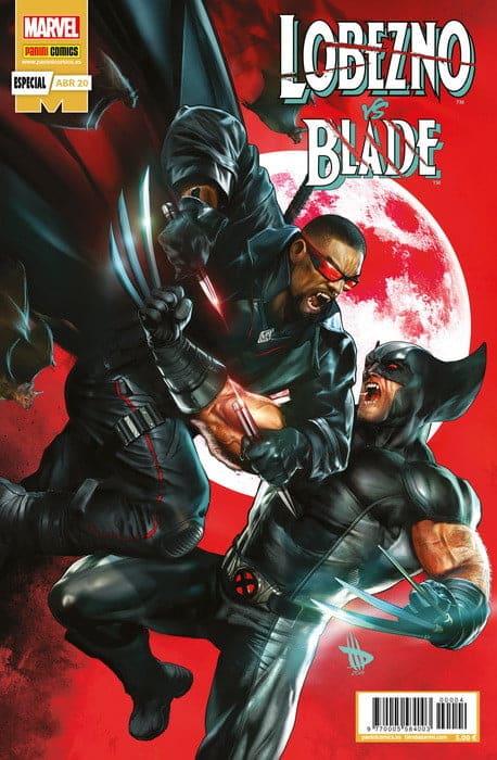 Lobezno vs Blade
