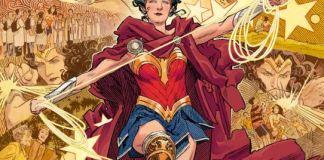 Novedades ECC Julio 2020 Wonder Woman