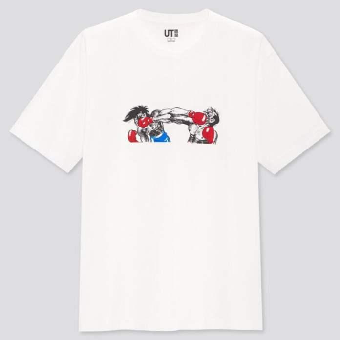 Camiseta Manga Uniqlo No Joe