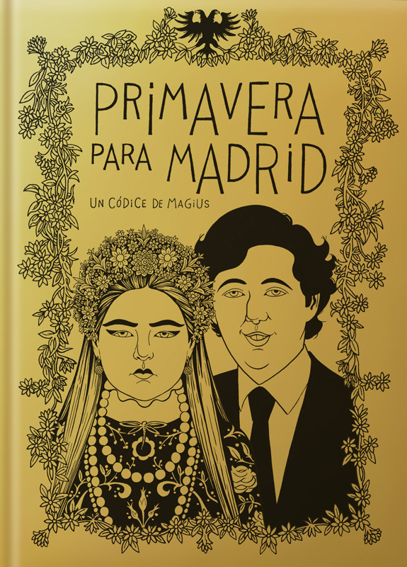 Entrevista a Magius Primavera para Madrid