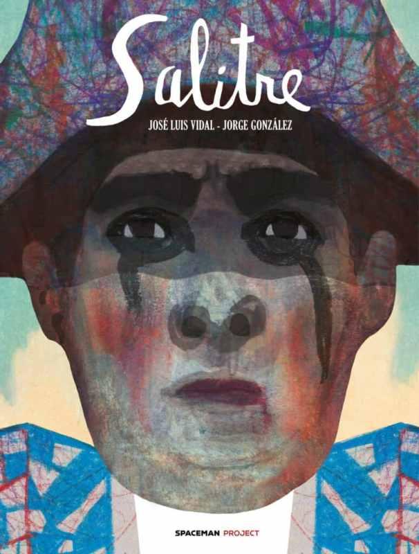 Novela Grafica Salitre