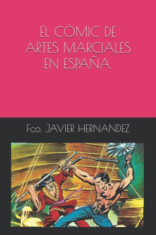 El comic de artes marciales en España