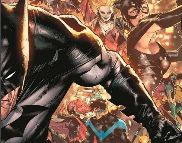 Novedades ECC Mayo 2021 Batman
