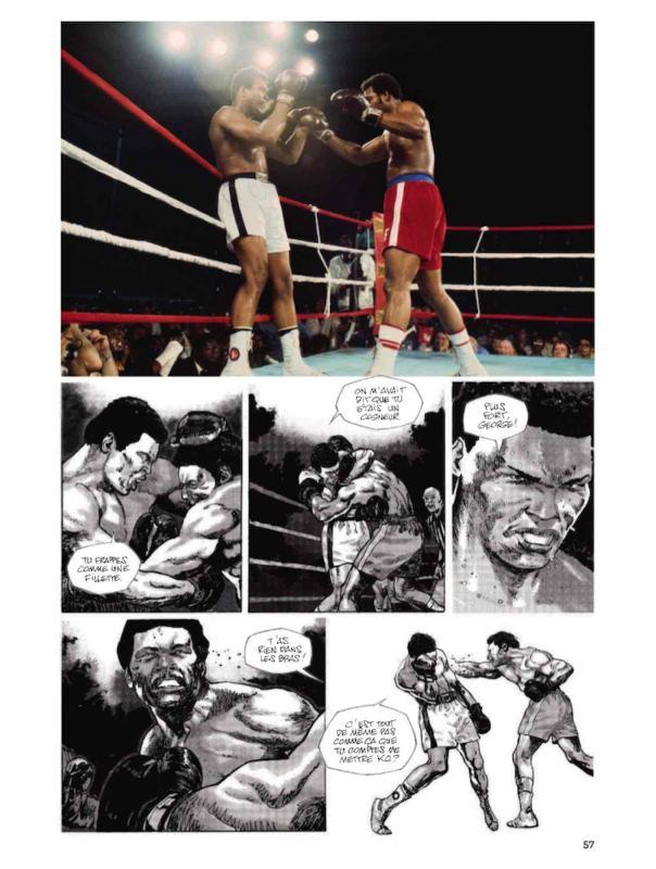 Muhammad Ali Kinsasa 1974 pagina