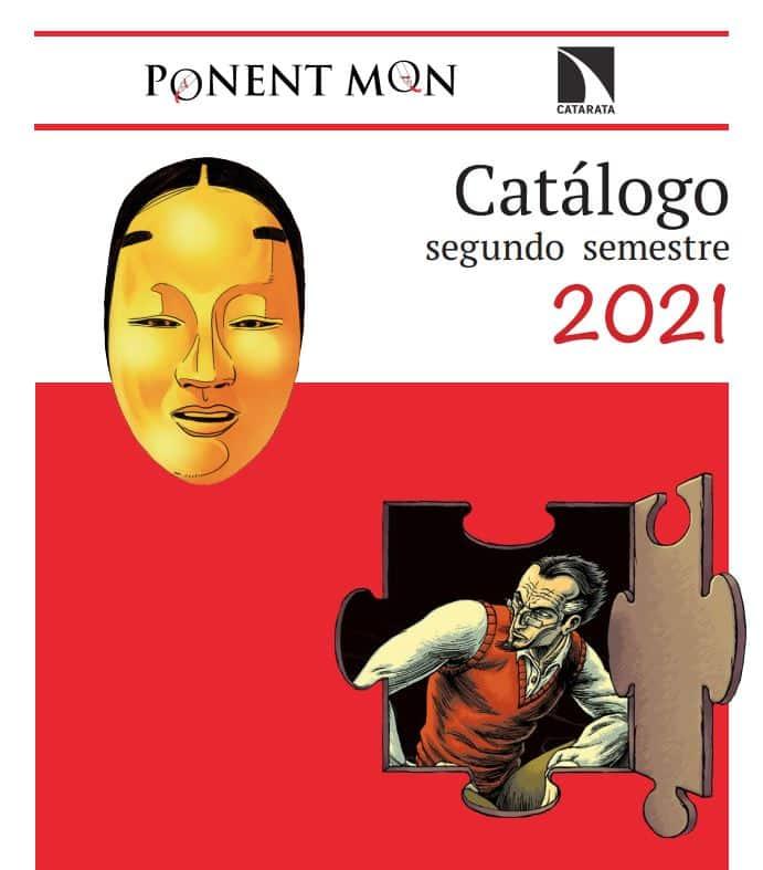 Novedades Ponent Mon Segundo Semestre 2021