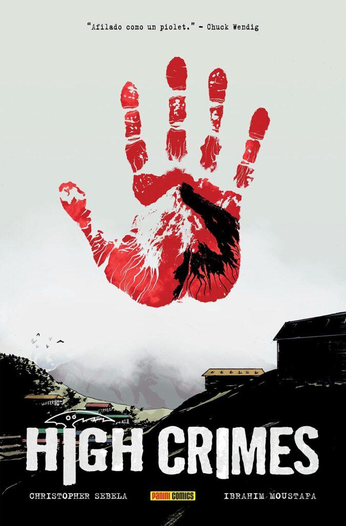 High Crimes Moustafa