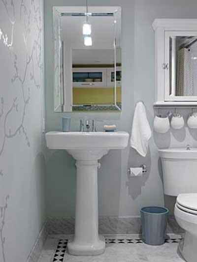 Bathroom Decorating Small Budget Ideas