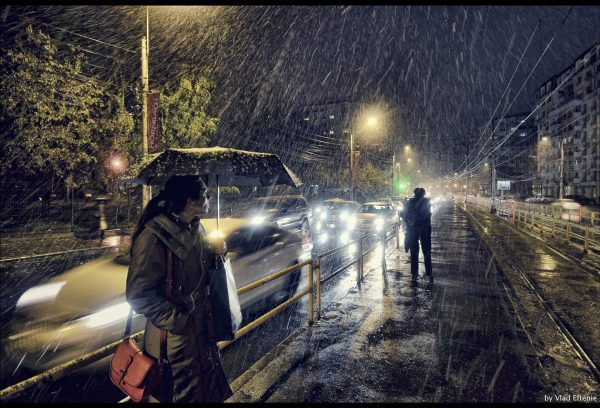 First snow - Vlad Eftenie în lista scurtă la Sony World Photography Awards 2014