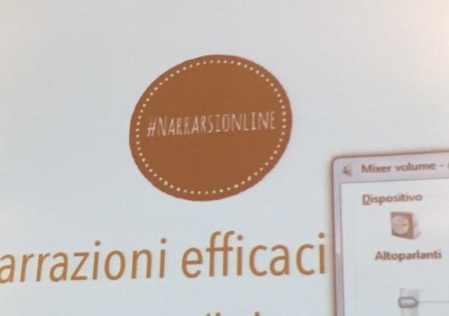 Come #narrarsionline e fare storytellig efficace con Francesca Sanzo