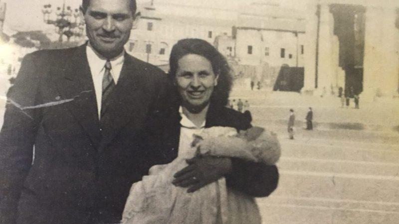 Mio nonno, mia nonna, Roma, la guerra e la Liberazione