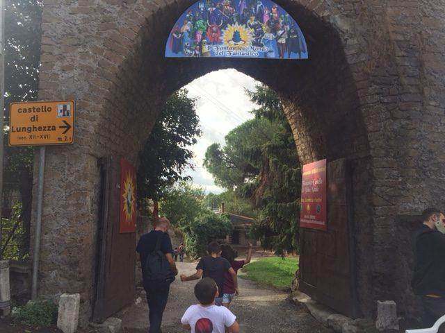Un sabato al Fantastico Mondo del Fantastico aspettando il Castello di Babbo Natale
