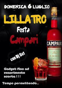 FESTA CAMPARI A LILLATRO