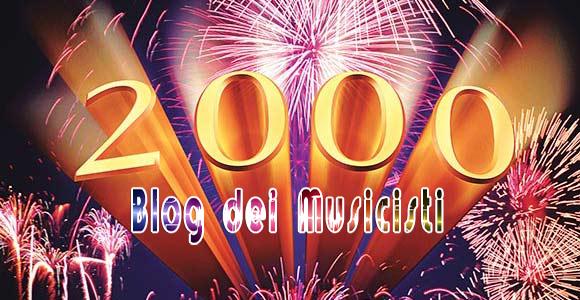 blog dei musicisti 2000