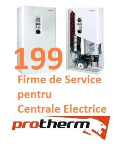 199 Firme de Service Pentru Centrale Electrice Protherm