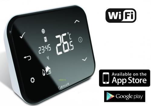 Termostat Salus iT500 wifi control prin internet