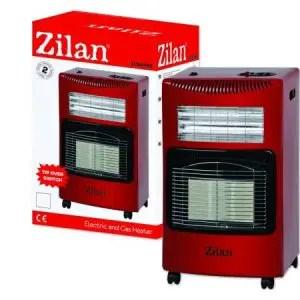 Soba pe gaz Zilan ZLN 8465 gpl + electric