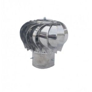 palarie rotativa pentru cos de fum din inx