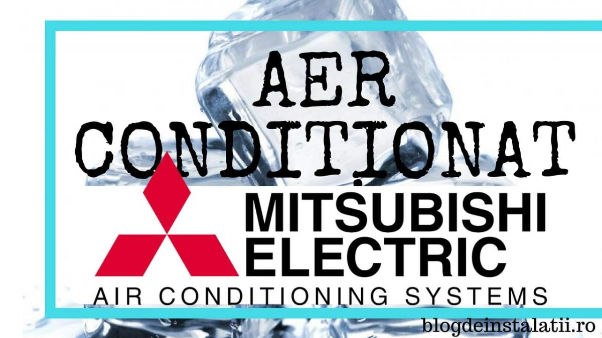 Aparat De Aer Condiționat Mitsubishi