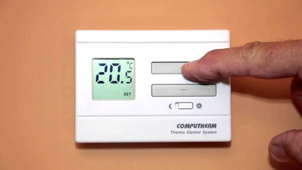 Termostat Computerm q3