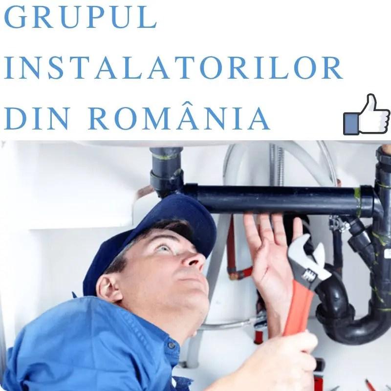 Grupul Instalatorilor Din Romania