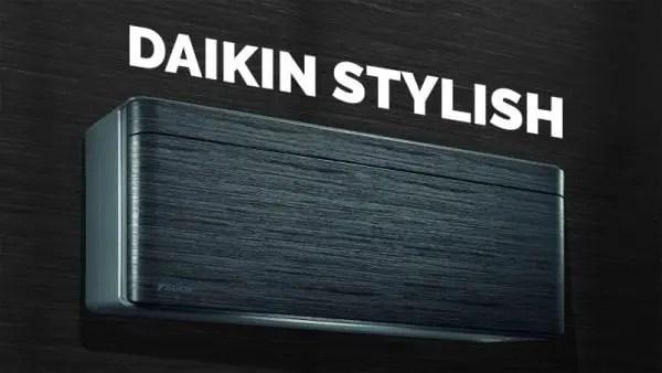 Daikin Stylish - Aer Condiționat Premium Ce Folosește Efectul Coandă