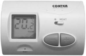 Termostat de ambient cu fir CT3S Conter