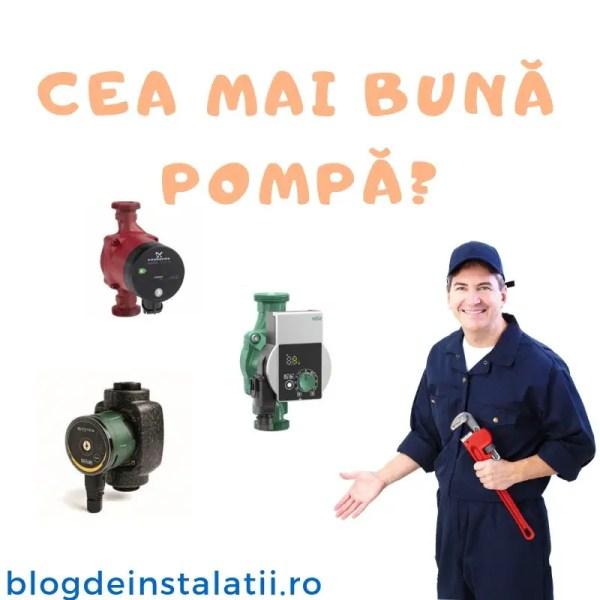 Cea Mai Bună Pompă De Circulație Pentru Centrala Termică blogdeinstalatii.ro