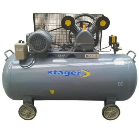 Compresor aer industrial Stager HM-V-0.6 370L