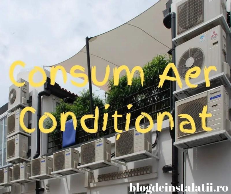 Consum Aer Condiționat 8 Moduri [Simple] De Scadere A Consumului