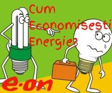 Cum Economisesti Energie?