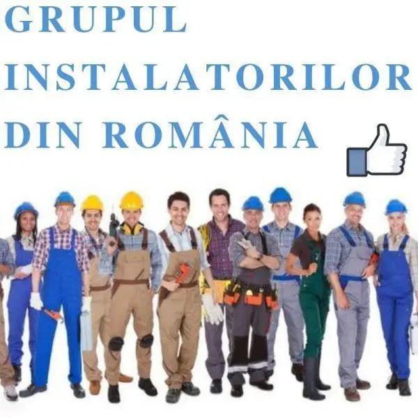 Grupul Instalatorilor Din Romania blogdeinstalatii
