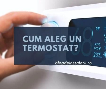 Cum aleg un termostat pentru centrala termica blogdeinstalatii.ro _