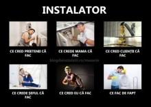 Instalator - meserie - BlogdeInstalatii.ro