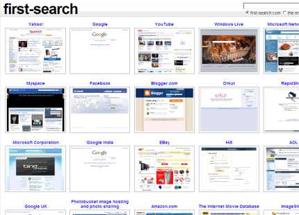 First-search.com