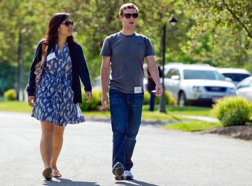 priscilla chan y zuckerberg