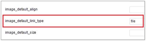 Cómo redireccionar las imágenes de un Post en WordPress