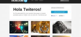 EncabezadosTw.com – Web de portadas para Twitter