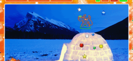 Tarjetas de Feliz Navidad con Skylanders Giants
