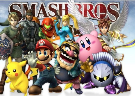 Super Smash Bros. para Nintendo 3DS