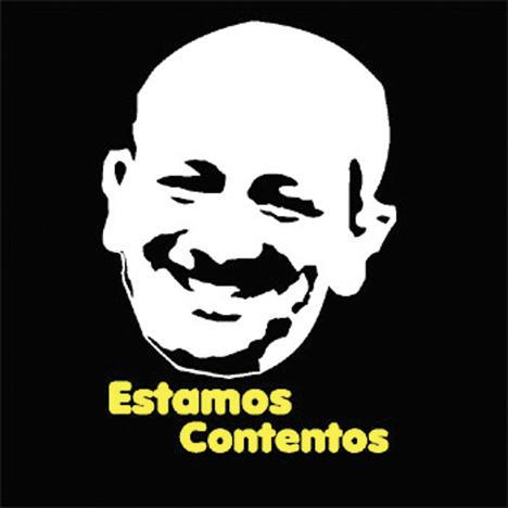 La remera de Don Carlos, muestra del éxito de la campaña