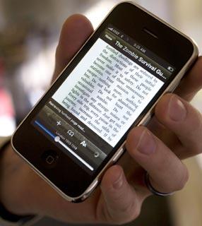 iphone diarios