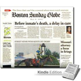 El Boston Globe se aggiorna, pero sigue en peligro