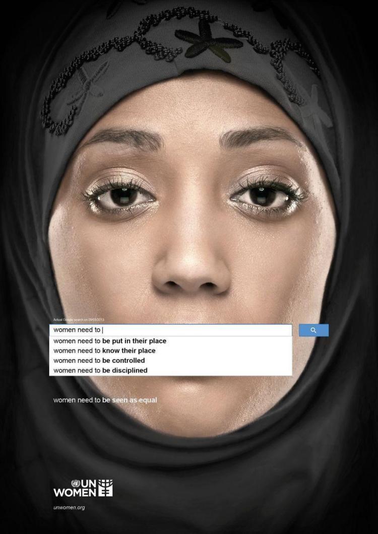 ONU Mujeres: Conciencia por la violencia de género