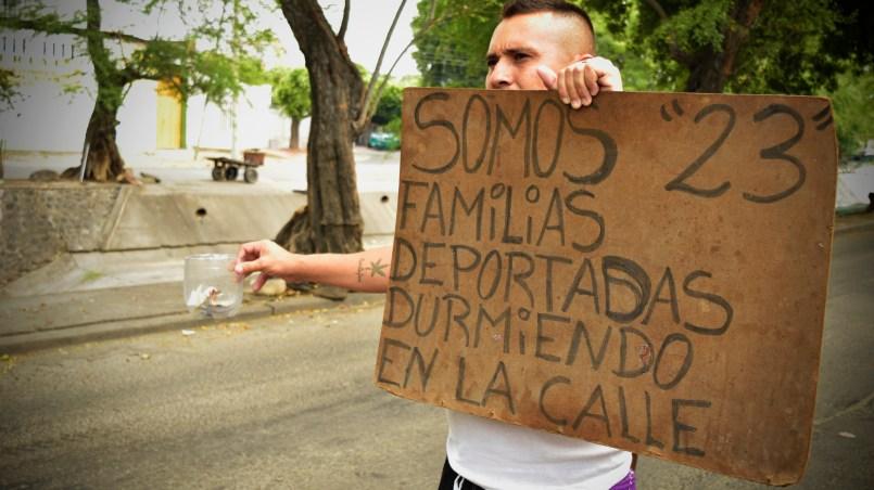 deportados de Venezuela