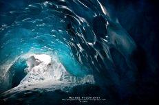 Ice cave Vatnajökull Glacier