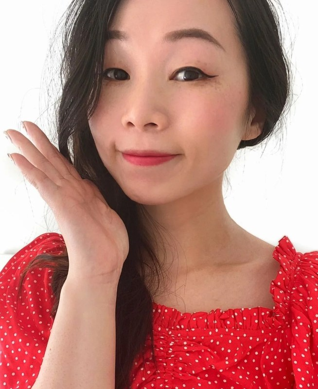 chica coreana